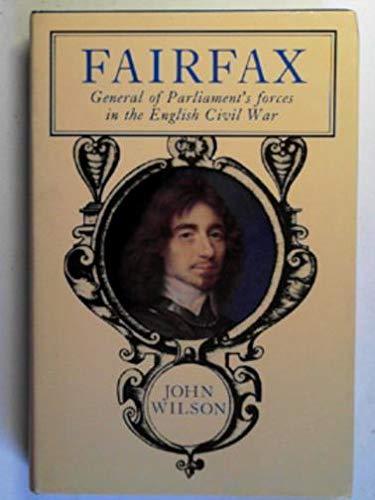 Fairfax: Wilson , John