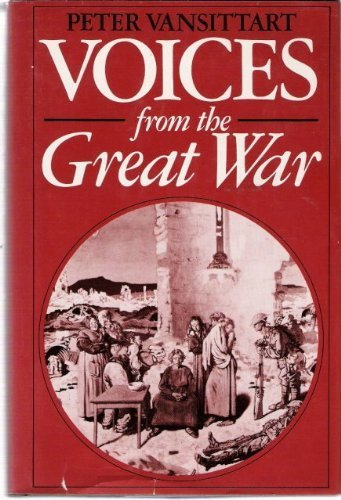 9780531098110: Voices from the Great War