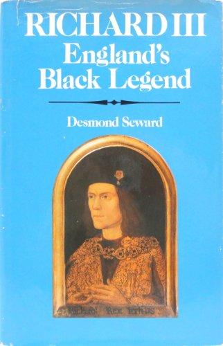 9780531098172: Richard III: England's Black Legend