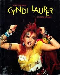 The Picture Life of Cyndi Lauper: Nicklaus, Carol