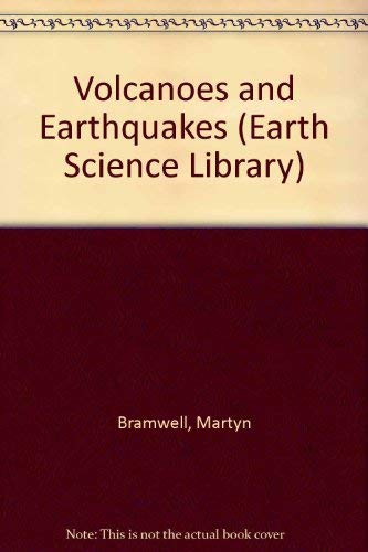 9780531101773: Volcanoes and earthquakes (Earth science library)