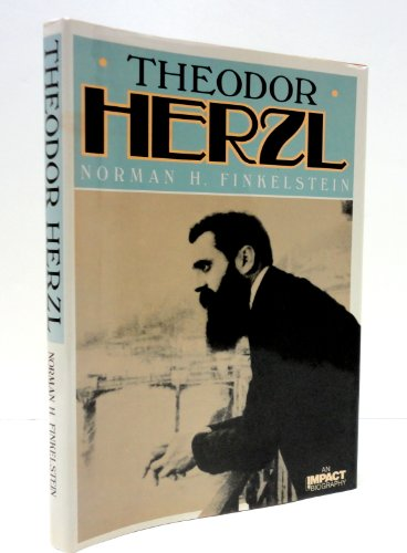 9780531104217: Theodor Herzl (Impact Biography)