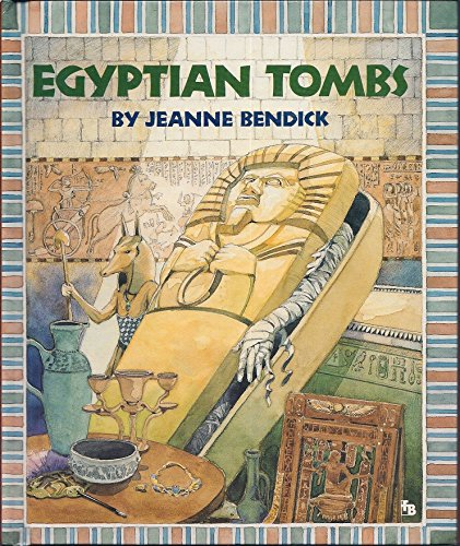 9780531104620: Egyptian Tombs (New First Books)