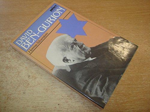 9780531105092: David Ben-Gurion (Impact Biographies Series)