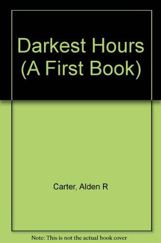 Darkest Hours (American Revolution): Carter, Alden