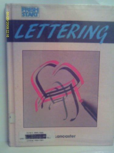 9780531106242: Lettering (Fresh Start)