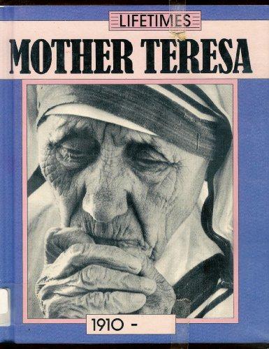 9780531108475: Mother Teresa (Lifetimes Series)