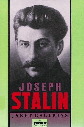 Joseph Stalin (Impact Biographies Series): Caulkins, Janet