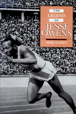 9780531113561: The Legend of Jesse Owens (Impact Biographies)