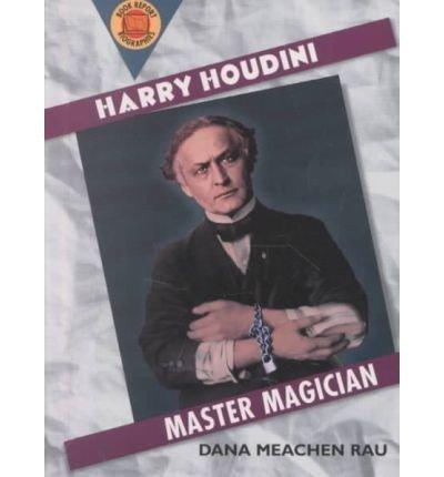 9780531115992: Harry Houdini: Master Magician (Book Report Biographies)