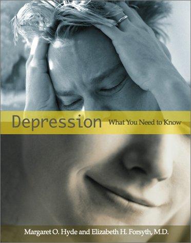 Single Title - Science: Depression : What: Elizabeth Held Forsyth
