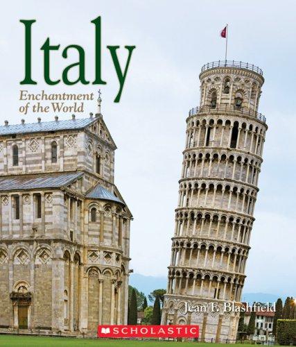 Italy (Enchantment of the World, Second): Blashfield, Jean F.