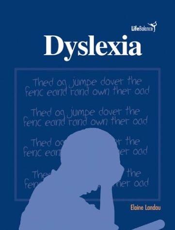 9780531122174: Dyslexia (Life Balance)