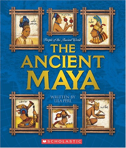 9780531123812: The Ancient Maya (People of the Ancient World)