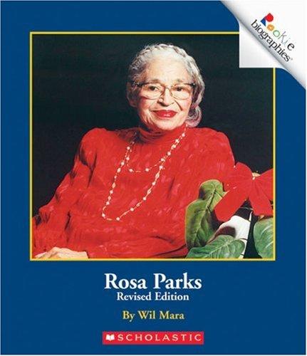 9780531124512: Rosa Parks (Rookie Biographies)