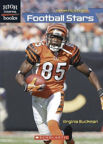 Football Stars (High Interest Books: Greatest Sports Heroes): Buckman, Virginia
