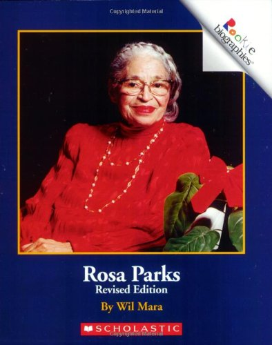 9780531125922: Rosa Parks (Rookie Biographies)