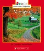 Vermont (Rookie Read-About Geography): Christine Taylor-Butler