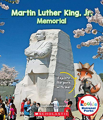 9780531137246: Martin Luther King, Jr. Memorial (Rookie National Parks)