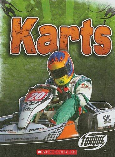 9780531139165: Karts (Torque: Cool Rides)