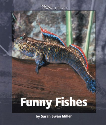 9780531139820: Funny Fishes (Watts Library : Animals)
