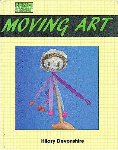 9780531140765: Moving Art (Fresh Start Series)