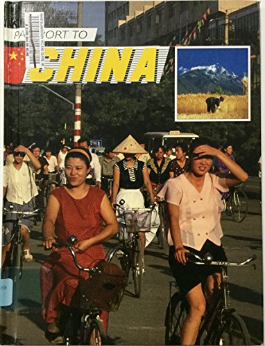 Passport to China (Passport to Series) (0531143201) by Keeler, Stephen