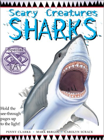 9780531146729: Sharks (Scary Creatures)