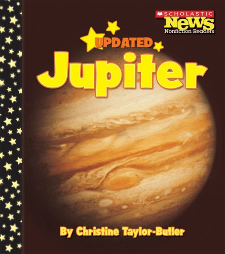 9780531147610: Jupiter (Scholastic News Nonfiction Readers: Space Science)