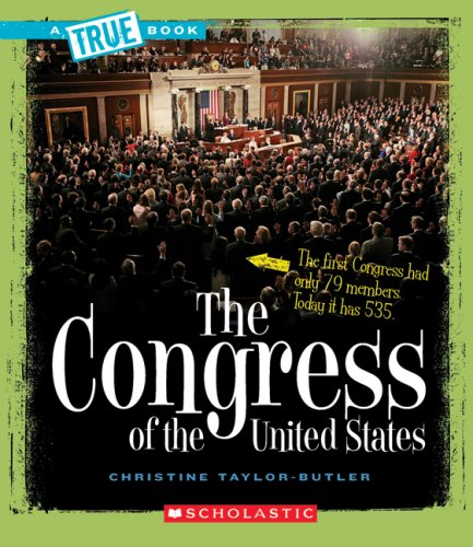 9780531147788: The Congress of the United States (True Books)