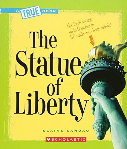 9780531147856: The Statue of Liberty (True Book)