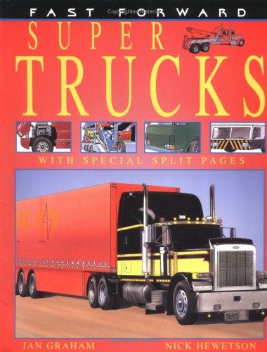 9780531148105: Super Trucks (Fast Forward)