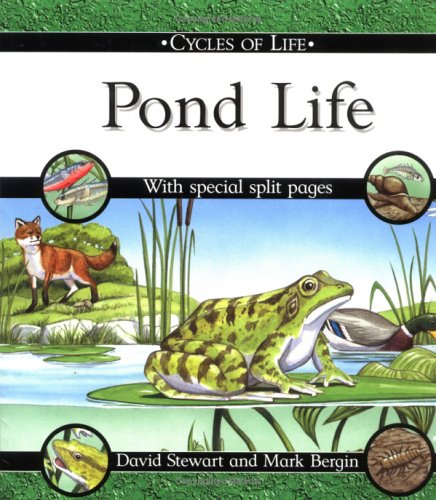 9780531148433: Pond Life (Cycles of Life)