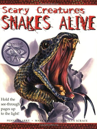 9780531148457: Snakes Alive (Scary Creatures)