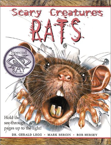 9780531148525: Rats (Scary Creatures)