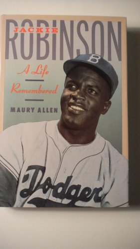 Jackie Robinson: A Life Remembered (Inscribed By Author To Baseball Great Dave Winfield)