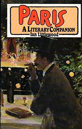 9780531150795: Paris: A Literary Companion