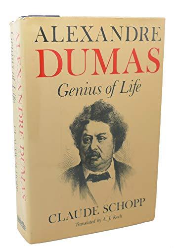 9780531150931: Alexandre Dumas: Genius of Life