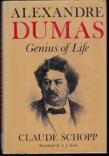 9780531150931: Alexandre Dumas: Genius of Life (English and French Edition)