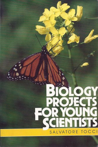 9780531151273: Biology Projects for Young Scientists