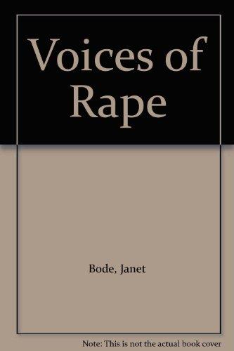 Voices of Rape: Bode, Janet