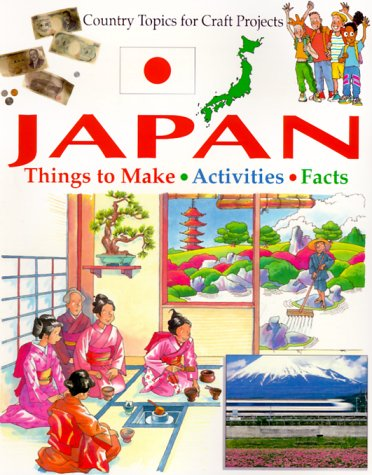 9780531152775: Japan (Country Topics for Craft Projects)