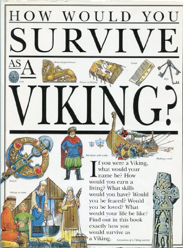 9780531153024: How Would You Survive As a Viking?