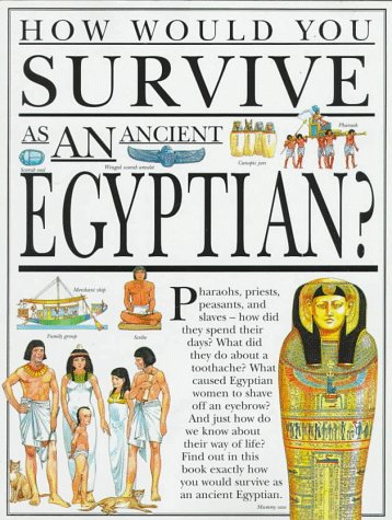 9780531153031: How Would You Survive as an Ancient Egyptian?