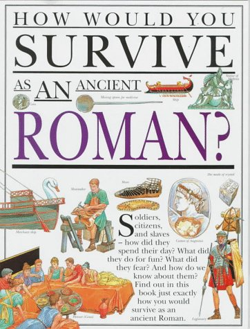 9780531153055: How Would You Survive As an Ancient Roman?