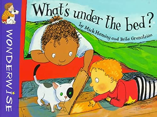9780531153277: What's Under the Bed? (Wonderwise)