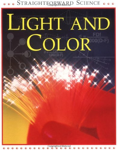 9780531153710: Light and Color (Straightforward Science Series)