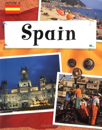 9780531153772: Spain (Picture a Country)
