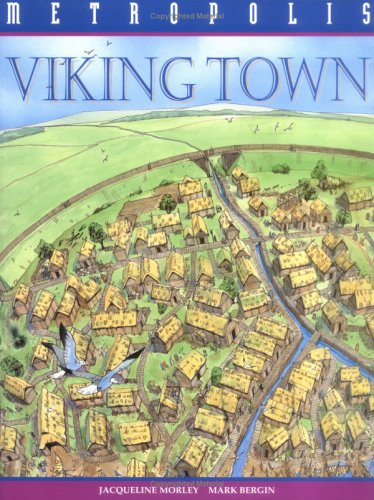 9780531153802: Viking Town (Metropolis)