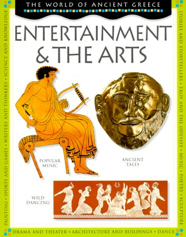 Entertainment and the Arts (World of Ancient Greece): Robert Hull